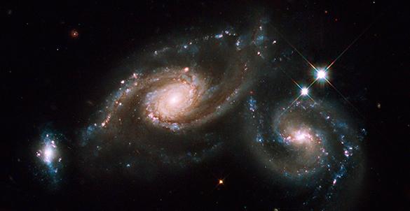 Черные дыры целиком поглощают звезды— исследования ученых