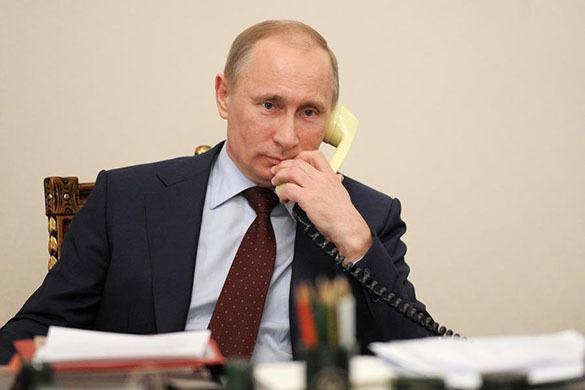 О чем президенты России и США почти час беседовали по телефону. 379528.jpeg
