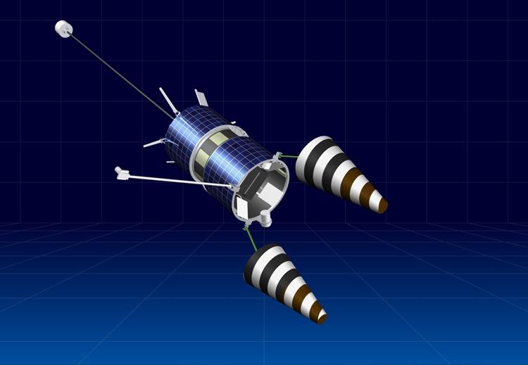 Запуск спутников