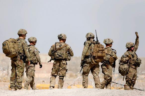 США вывели свои войска из Ливии из-за обострения ситуации в стране. 402528.jpeg