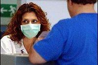 В Чите будут наказывать тех, кто не носит маски от гриппа