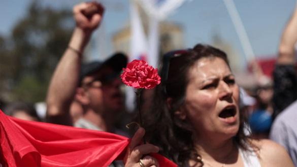 Почему революция цветов не цветная революция?. Португалия: революция цветов