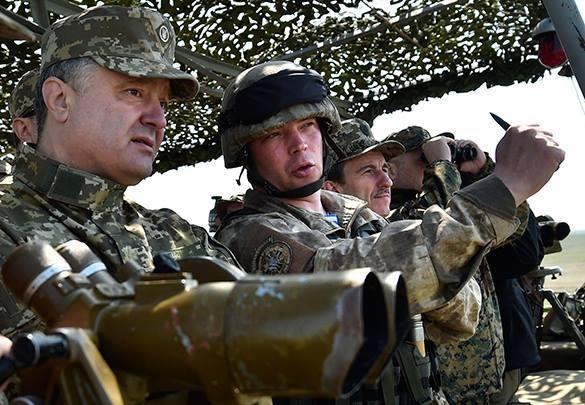 Порошенко снова пугает мир войной с Россией.