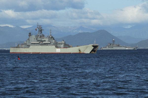 Число контрактников, желающих попасть в Каспийскую флотилию, составило 220 % от необходимого. 308530.jpeg