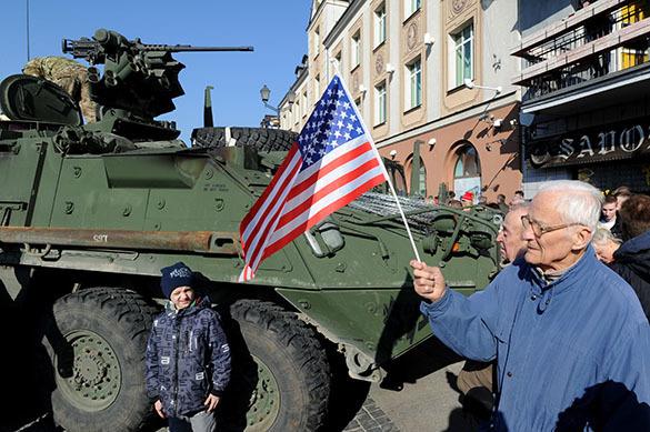 Американские военные переброшены в Европу для учений. Военные США проведут учения в Европе