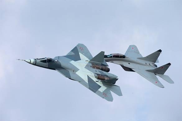 Российскому истребителю пятого поколения дали официальное название. 373530.jpeg
