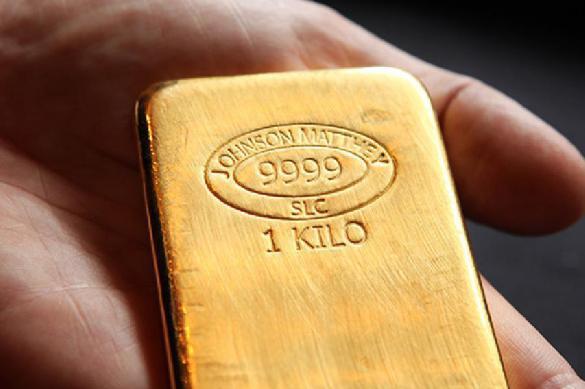 В России может появиться еще одна альтернатива доллару - золото. 397530.jpeg