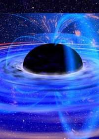 Портативная черная дыра расскажет о Вселенной