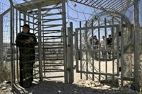 Израиль открыл КПП на границе с сектором Газа