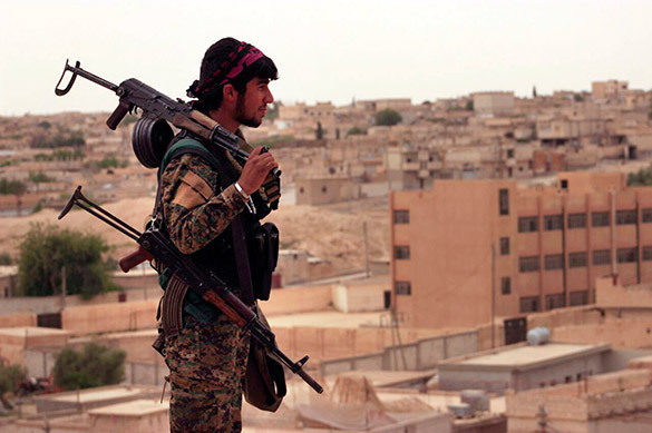 Пентагон собирается передать Ракку арабам