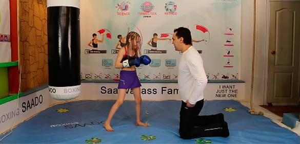 "Семилетняя ""звезда"" YouTube из Казахастана. Бокс: 100 ударов за две минуты. 318532.jpeg"