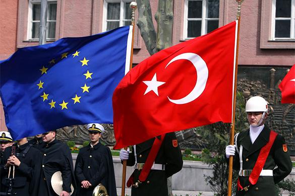 МИД ФРГ: Эрдоган тянет Турцию в противоположную от ЕС сторону. МИД ФРГ: Эрдоган тянет Турцию в противоположную от ЕС сторону
