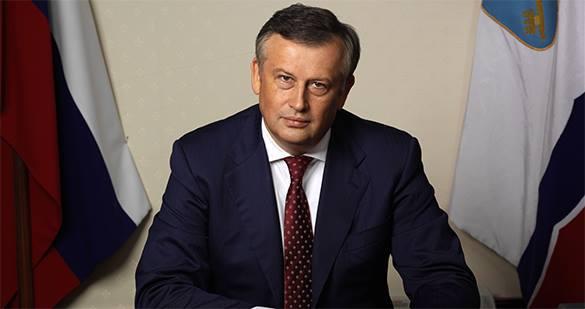 Путин отправил губернатора Дрозденко в отставку для переизбрания. 319533.jpeg
