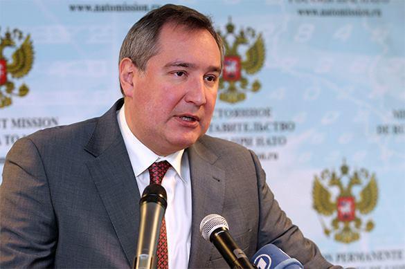 Дмитрий РОГОЗИН: глава МИД Украины тормоз