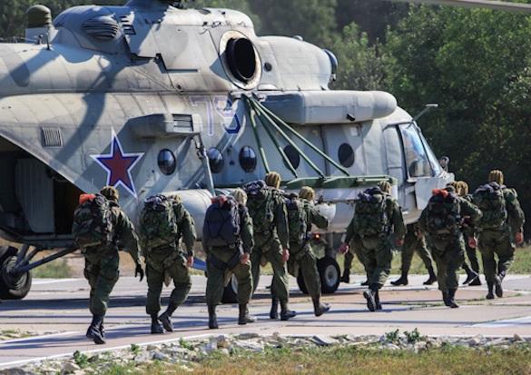 Масштабные военные учения пройдут на Западе России