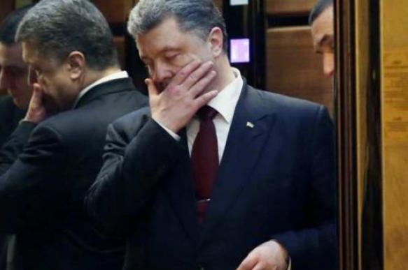 Украинцы стыдятся выступления пьяного Порошенко. 395533.jpeg