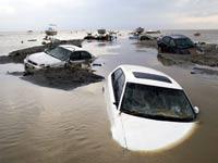 Ливни затопили южную часть Бразилии