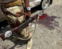 Восемь полицейских погибли при нападении на КПП в Афганистане
