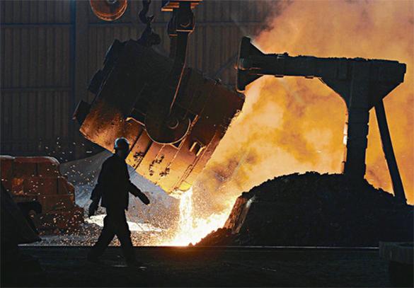Президент России поздравил металлургов с праздником. Президент России поздравил металлургов с праздником