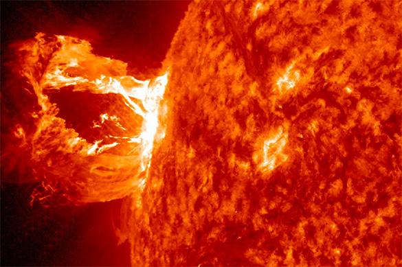 Ученые рассказали, чем мощные вспышки на Солнце могут быть опасны для людей. 375534.jpeg