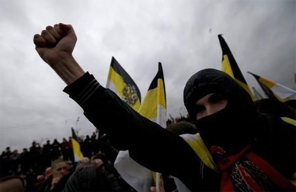 В результате драки в Одессе пострадали 16 человек. правый сектор радикалы националисты