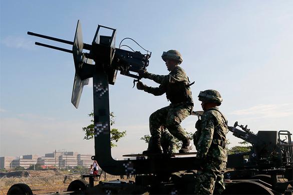 На Филиппинах 13 пехотинцев погибли в боях с боевиками за Марави