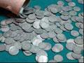 Под полом храма в Липецкой области найден клад монет