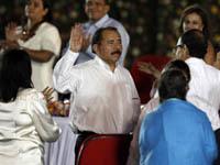 Ортега в третий раз возглавил Никарагуа. Nicaragua