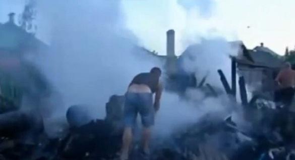 ВВС Украины сбросили на Донецк фосфорные бомбы. 295536.jpeg