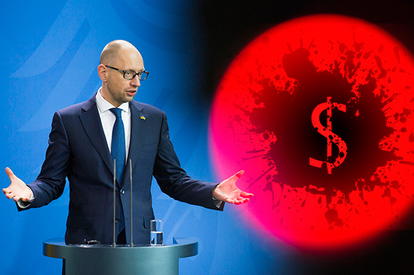 Украина отказалась выплачивать свои долги России