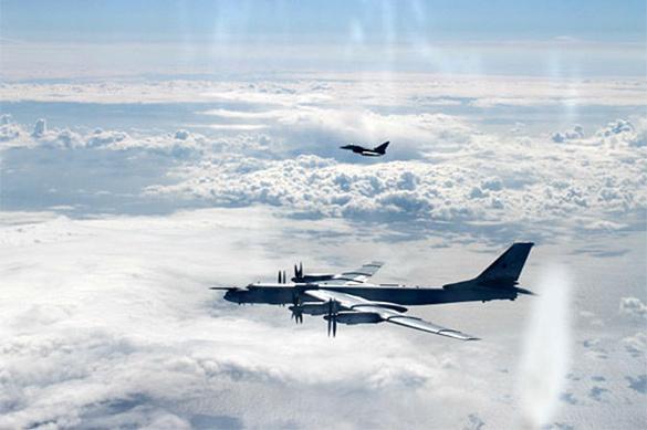 Пентагон вынужден признать: Ту-95 над Аляской вели профессионалы