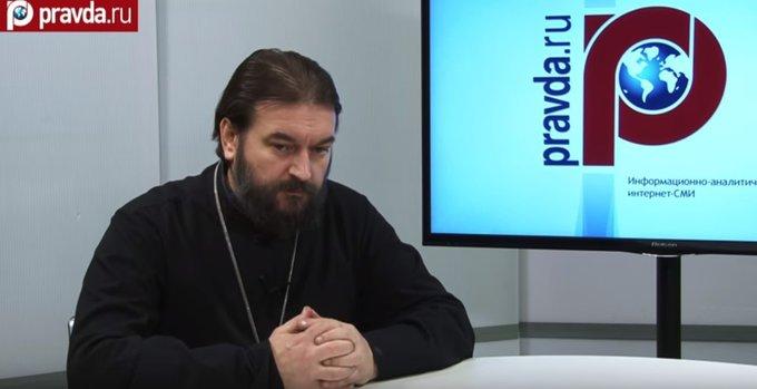 Украинской церковью сейчас управляют раскольники—сепаратисты — Андрей ТКАЧЕВ. Украинской церковью сейчас управляют раскольники—сепаратисты