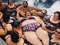 Как бороться с избыточным весом... вашей подруги