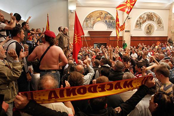Македония. ЭКСПЕРТ