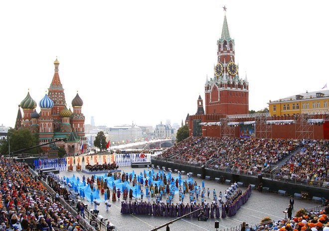 870 лет отмечает Москва. 870 лет отмечает Москва