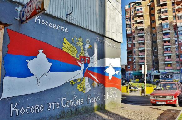 Президент Сербии пожаловался в Москву на