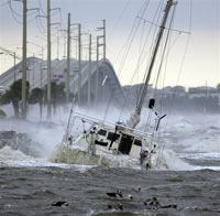 Кораблекрушение в Конго унесло 14 жизней
