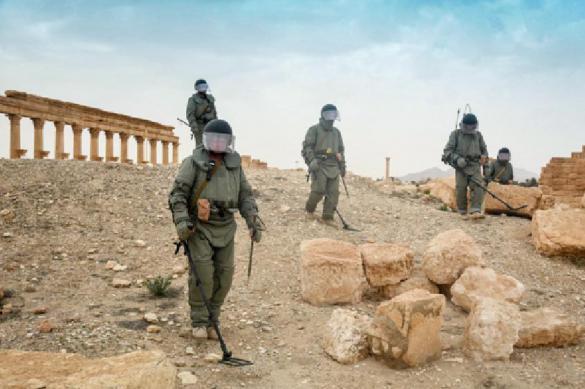 САА прорвала окружение военной базы под Дамаском