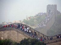 """Шахты-""""термиты"""" разрушают Великую китайскую стену. wall"""
