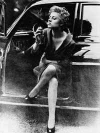 Розмари Нитрибитт в 50-е годы ХХ века была одной из самых