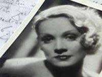 Письма Марлен Дитрих ушли с молотка за 3 тысячи евро