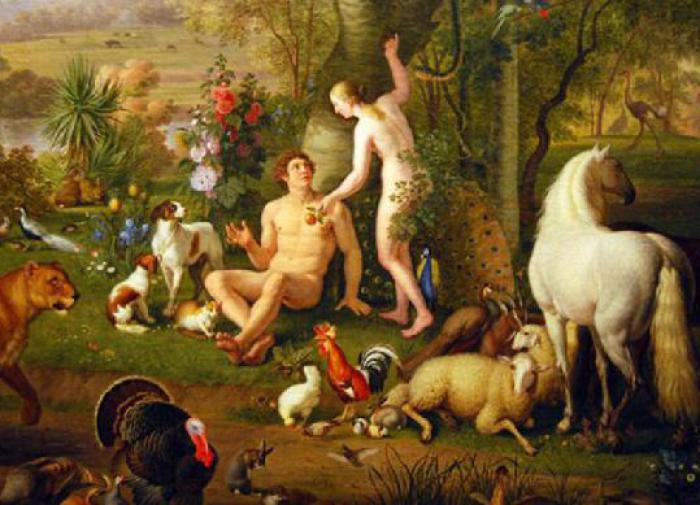 Картина Иоганна Венцеля Питера
