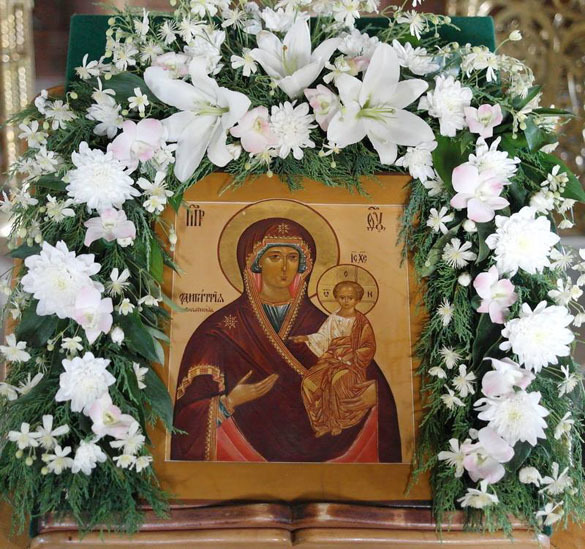 В Москве можно поклониться Смоленской иконе Божьей Матери. 310541.jpeg