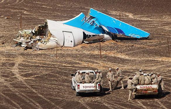 Неопознанные останки жертв катастрофы А321 захоронили вПетербурге