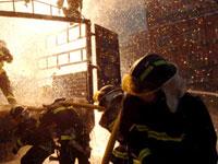 При пожаре в трейлере погибли четверо детей