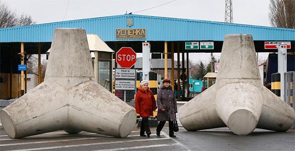 Госпогранслужба  Украины опровергает информацию о перекрытии КПП с Россией. 299542.jpeg