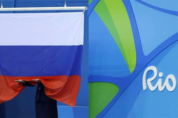 Задачей МПК было отсутствие российских флагов в Рио