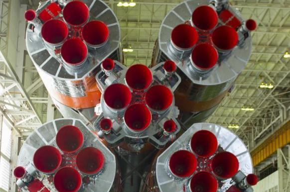 Астронавт NASA восхитился ракетой