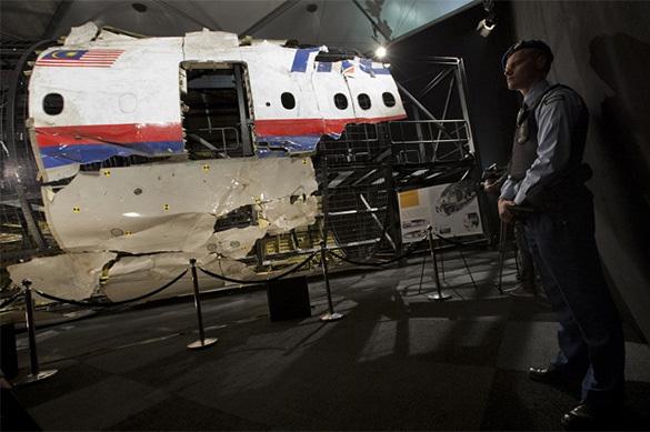 Россия передала Нидерландам материалы по крушению Boeing на Укра