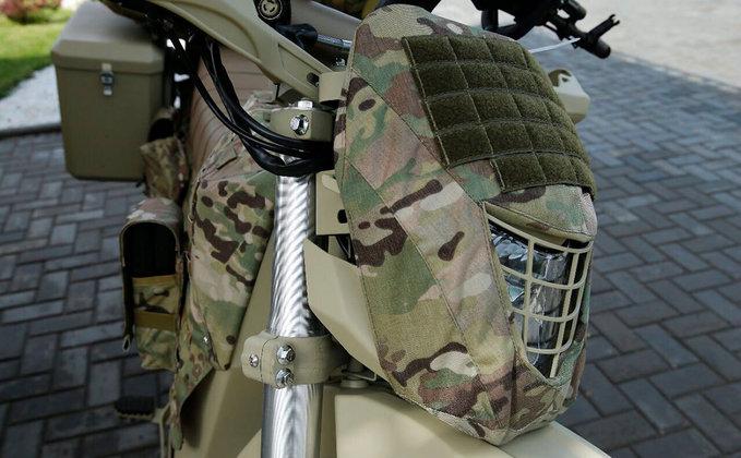 «Калашников» встает на«мирные» рельсы: впланах выпуск мотоциклов